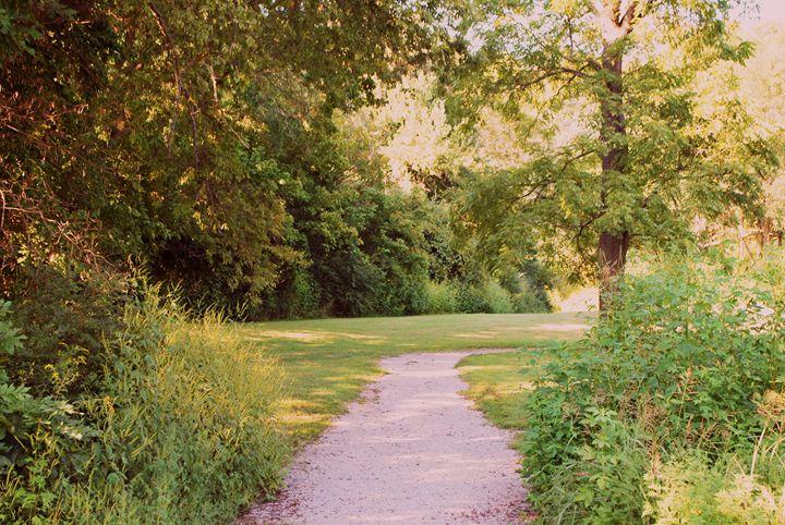 Walking alone - Alyssa Evans
