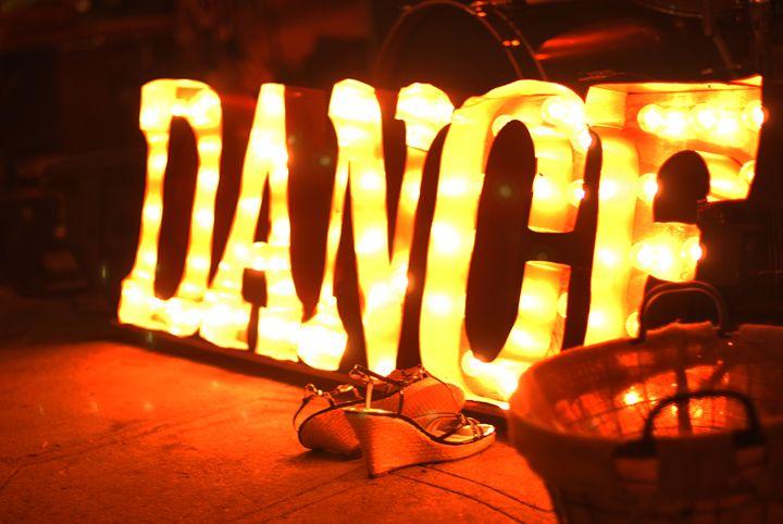 Dancing lights - Alyssa Evans