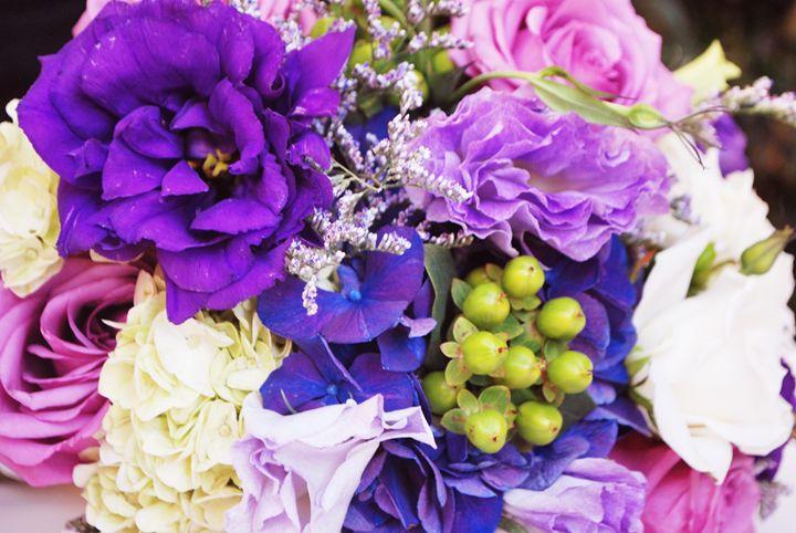 Purple love - Alyssa Evans