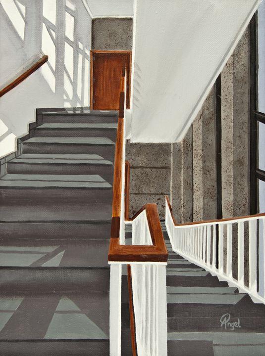 Modern Staircase - Angelo Pietrarca