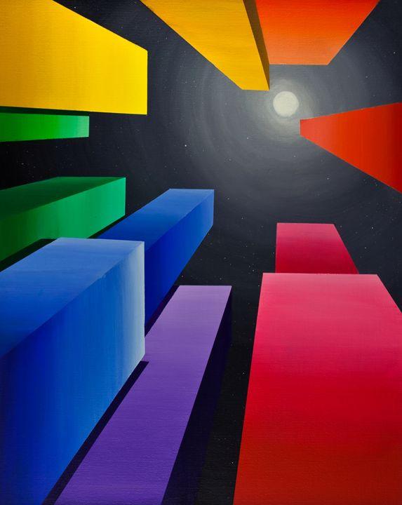New Heights - Angelo Pietrarca