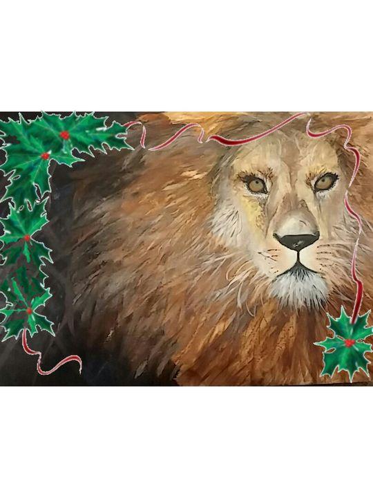 """Majesty Christmas"" - Sandi's Artistic Impressions"