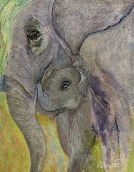 Gentle Giant - Sandi's Artistic Impressions