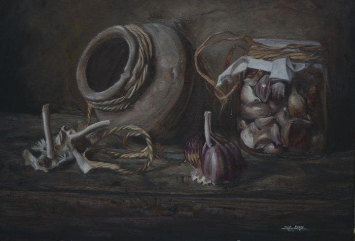Ahus (Garlic) - Angel Abayan