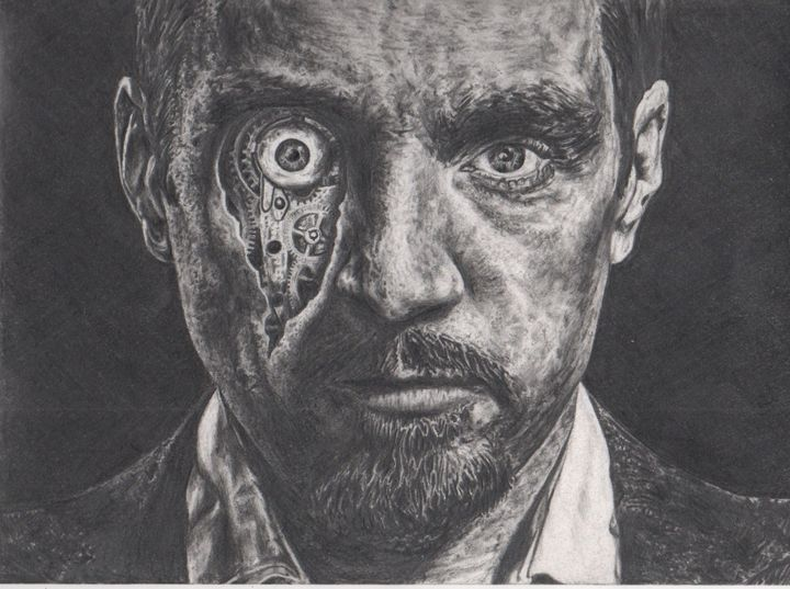 Derren Brown: Svengali Portrait - Nat Price