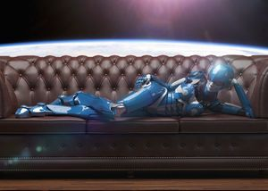Space chilling