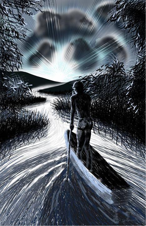 Into The Light - Opio Yaw Asante