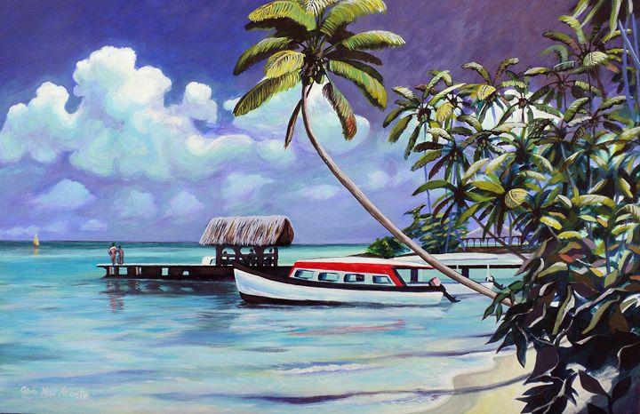 Pigeon Point, Tobago - Opio Yaw Asante