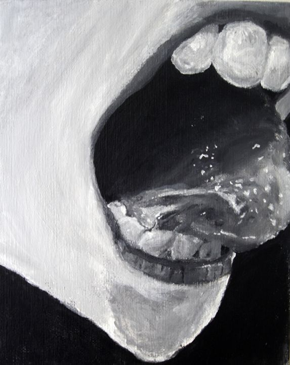 Mouth - Marcelle O'Brien