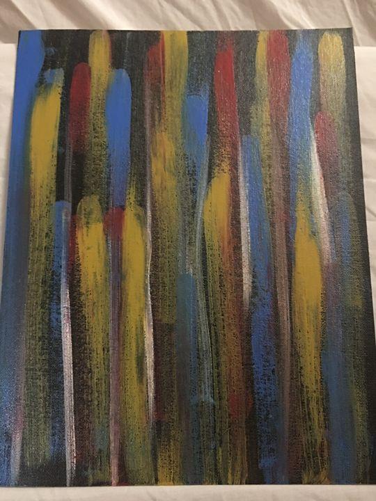 Crowds - Gypsy PaintingOK