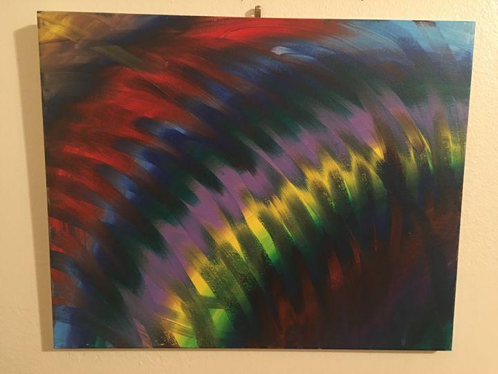 Intertwined - Gypsy PaintingOK
