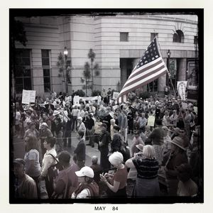 Raleigh Protest