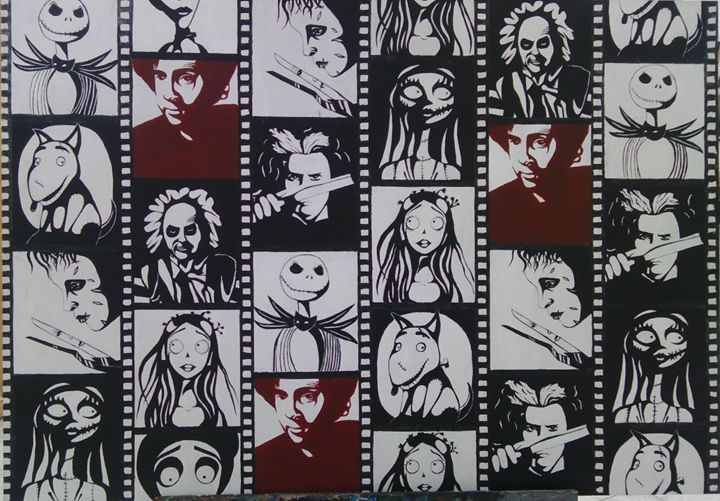 Tim Burton - HellEna