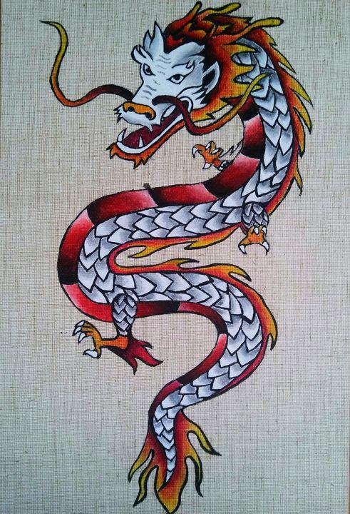 Dragon - HellEna