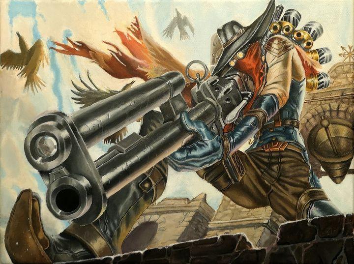 One bullet, one kill - HellEna