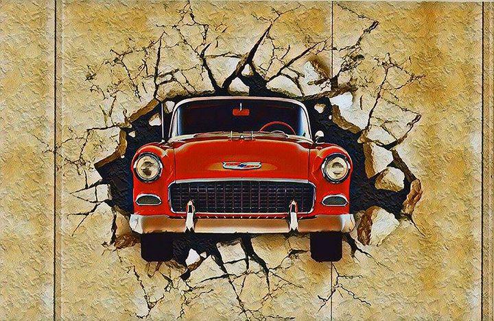 car - art