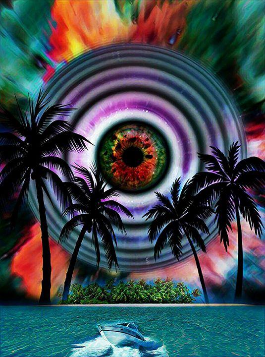 the island - art