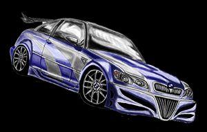 Sport car - Julian mArt