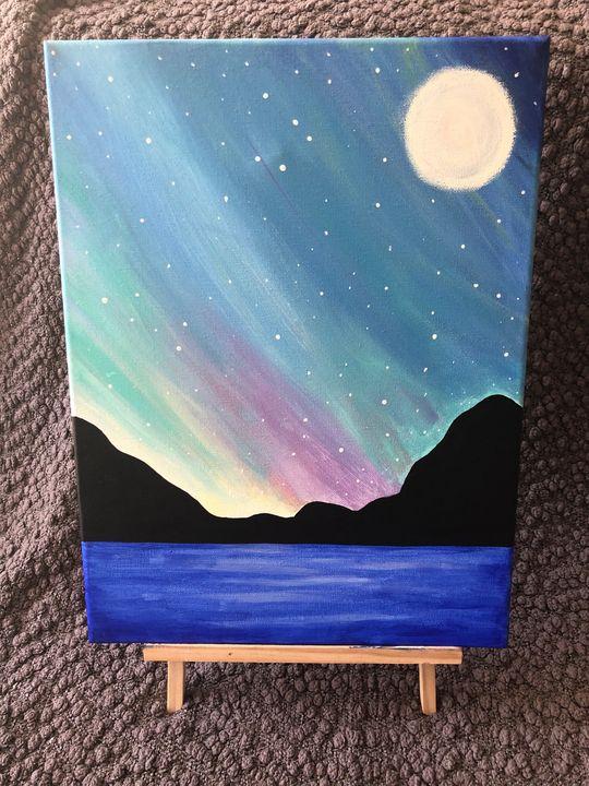 Moonlight on the water - Brocha De Amor