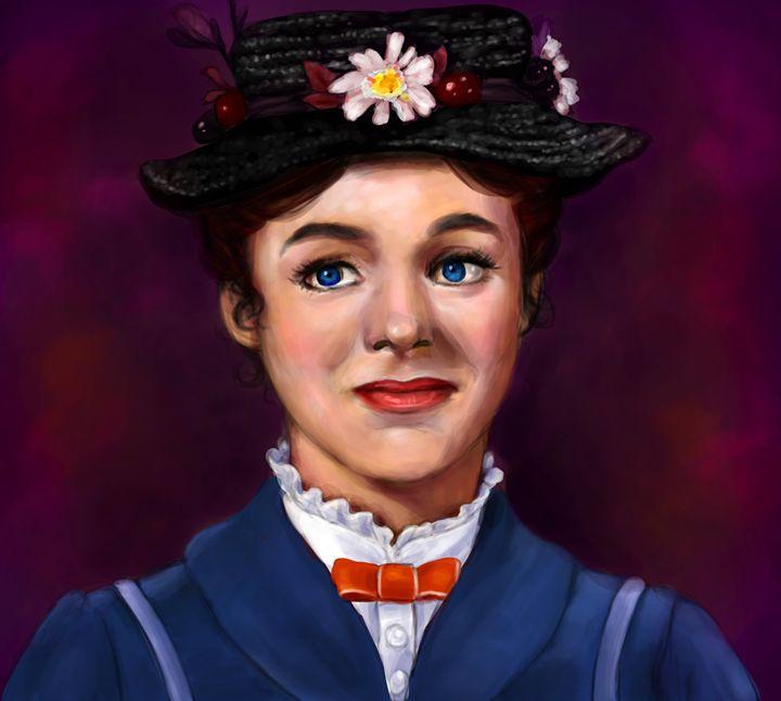Mary Poppins - Amy Bucher
