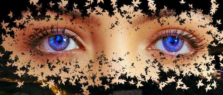 Magical Eyes - Frames