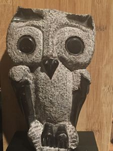 OWL Sulpture