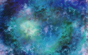 Pastel Ocean Nebula