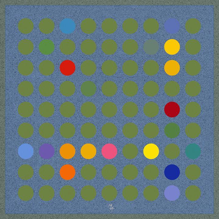 Happy Spots - Attila Meszlenyi