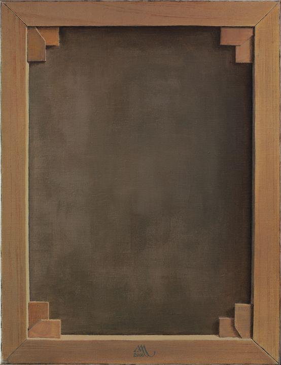 The Painting - Attila Meszlenyi