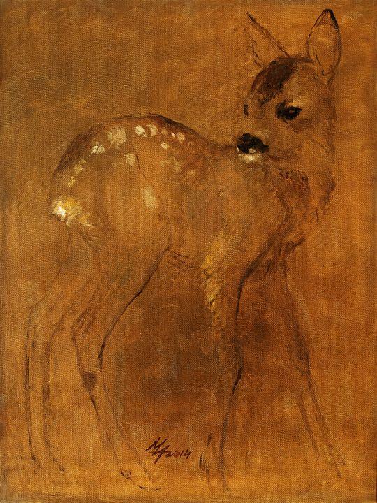 Fawn - Attila Meszlenyi