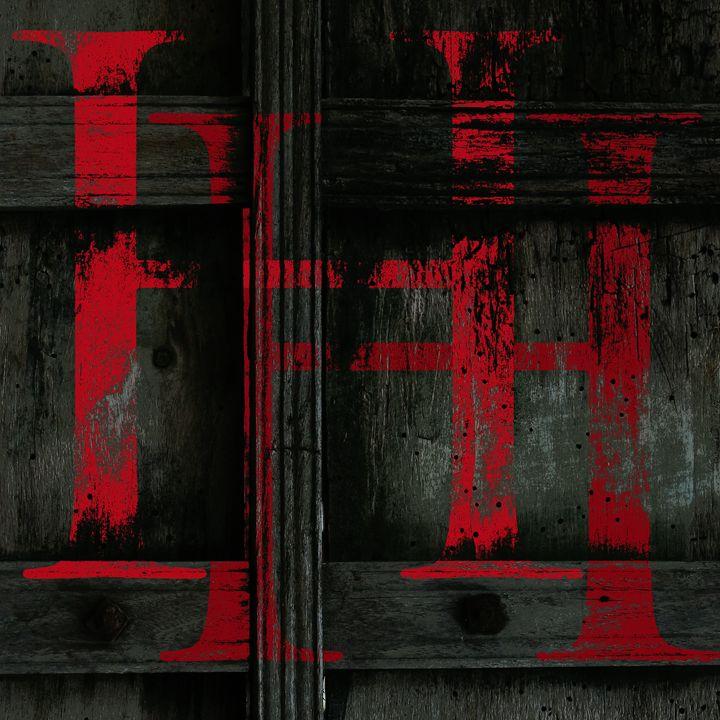 'Your name' - H H Monogram - Attila Meszlenyi