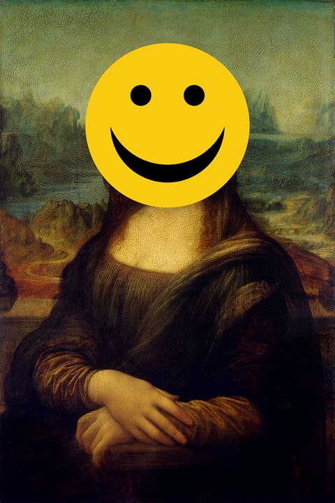 Mona Lisa Smiley - Attila Meszlenyi