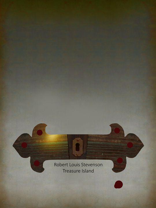 Poster - Stevenson: Treasure Island - Attila Meszlenyi