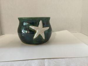 Ceramic Starfish plant holder