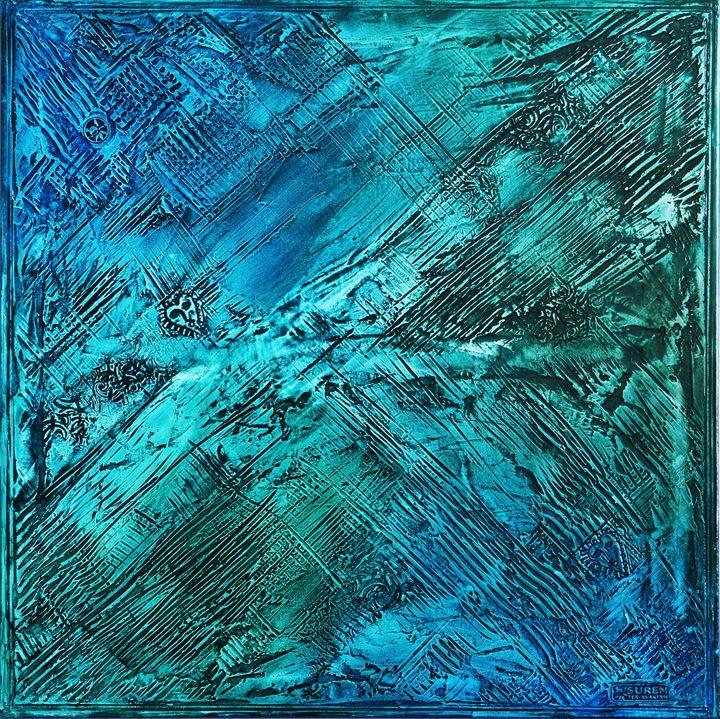 Glare of Sapphire - ArtGallery