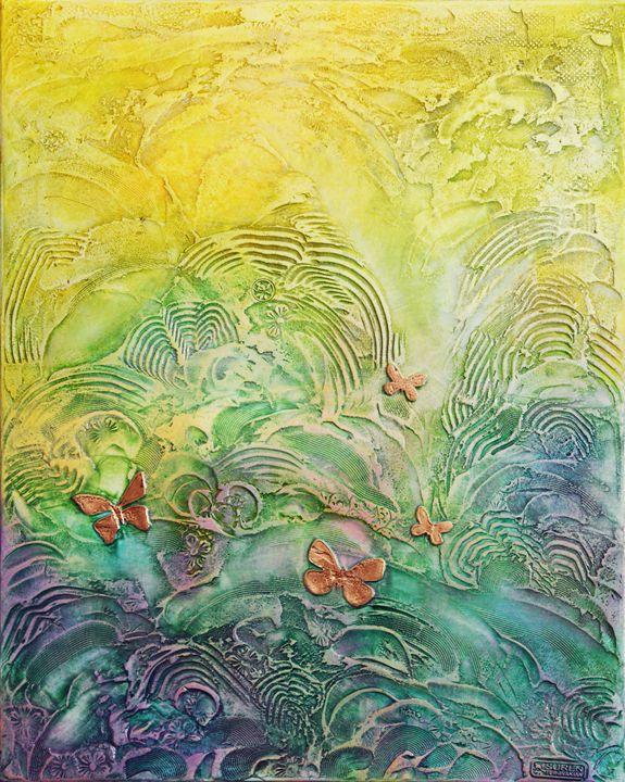 Butterflies - ArtGallery