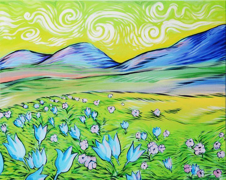 The Morning Breeze - ArtGallery