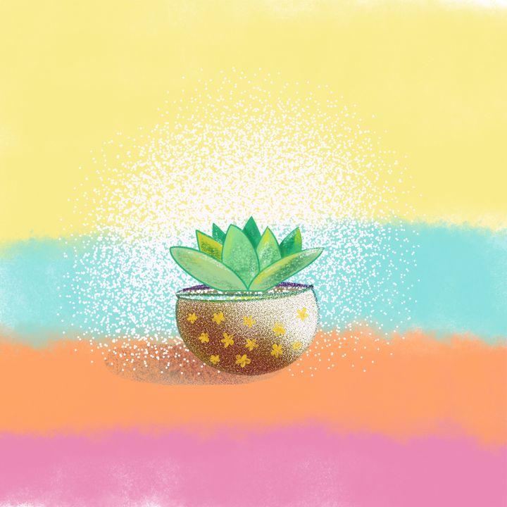 My happy plant - ArtatNavita's