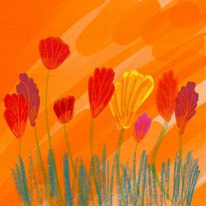 Fresh wild flowers - ArtatNavita's