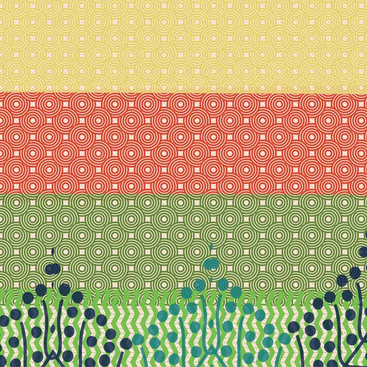 Colorful green - ArtatNavita's