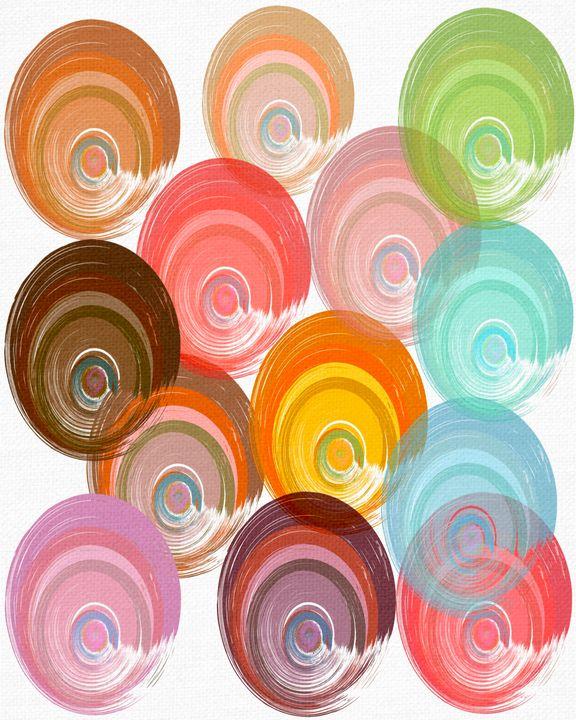 Glass Baubles - ArtatNavita's