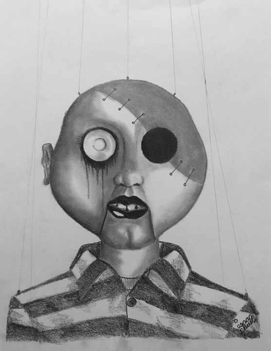 One-Eyed Puppet - Isaac Church