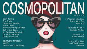 Cosmopolitan Pop Art