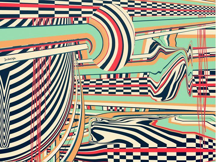 CraZy or AmaZy Pop Art - Tiphara Art