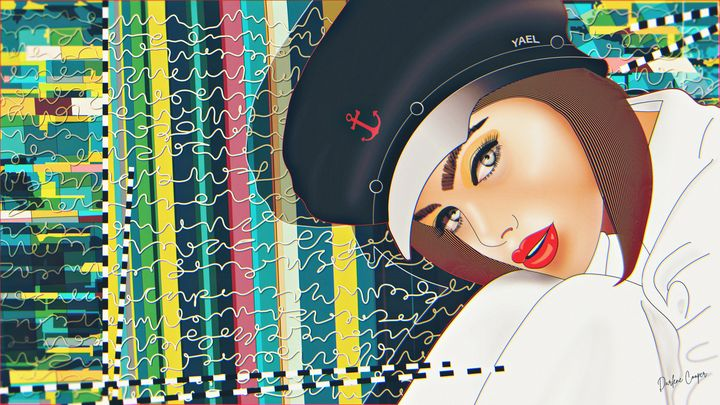 Yael PopArt - Tiphara Art