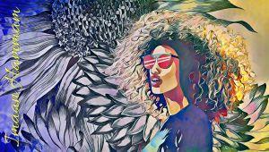 Imaan Hammam Pop Art