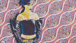 Natalie Portman Pop Art