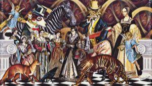 Renaissance Collage Art