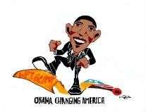 obama changin Amer (c)'12 M.Williams