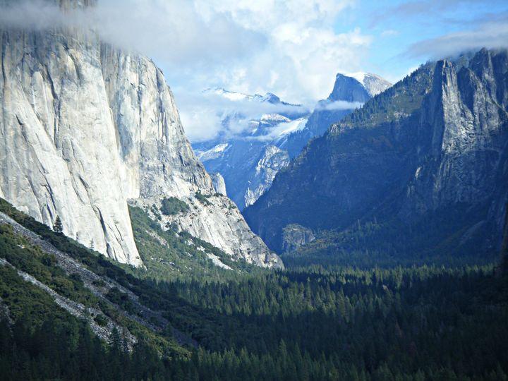 Majestic Yosemite - Mariemixx